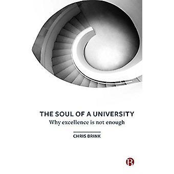 Soul of a University by Chris Brink
