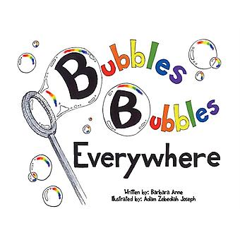 Bubbles Bubbles Everywhere by Anne & Barbara
