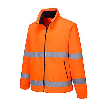 Portwest - Hi-Vis Safety Workwear Essential Fleece Jacket