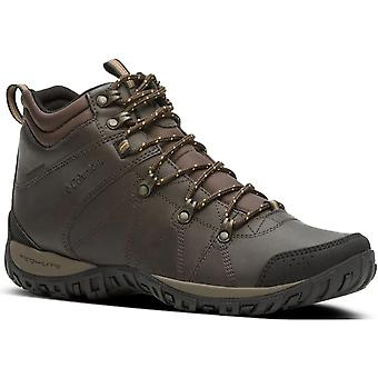 קולומביה Peakfreak סיכון באמצע Waterproof BM3991231 טרקים כל השנה גברים נעליים