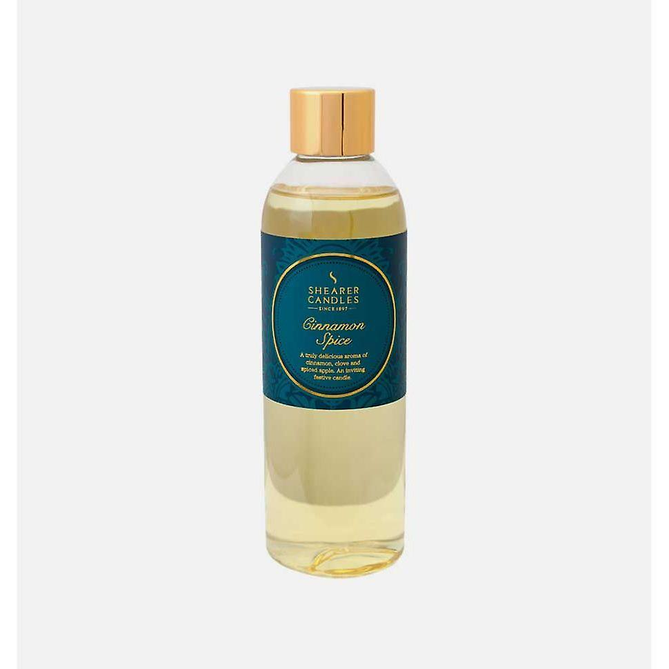 Diffuser Refill 200ml Cinnamon Spice by Shearer Candles