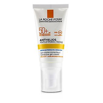 La Roche Posay Anthelios gel anti-imperfeições-creme corrector SPF 50 +-50ml/1.7 oz