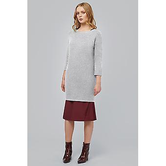 Louche Quinta Dress Grey