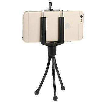 For iPhone 8.0cm Width Phone,Flexible Octopus Tripod