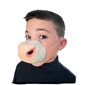 Bristol Novelty Childrens/Kids Cow Nose Mask