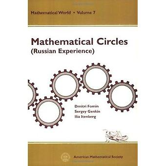 Mathematical Circles - (Russian Experience) by Dmitry Fomin - 97808218