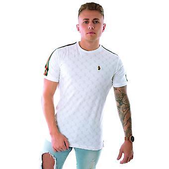 Luke | Sport Irons 151 Overprint Half Sleeve T-shirt
