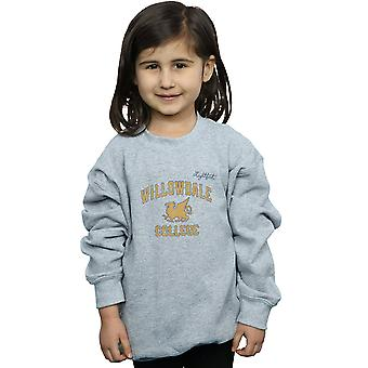 Disney Girls Onward Willowdale College Sweatshirt