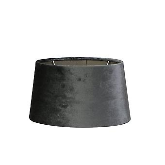 Svetlo & obývacia guľatý odtieň 30x25x16cm zinok grafit