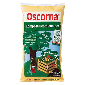 OSCORNA® compostversneller, 10 kg