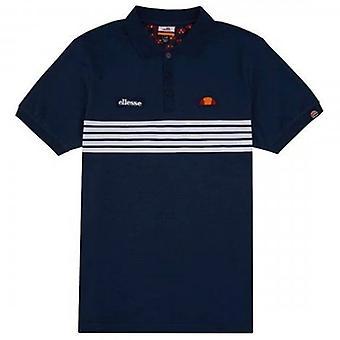 Ellesse Vanni Polo T-Shirt Navy