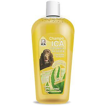 Ica Shampoo Jojoba 400Cc Aloe Vera (Dogs , Grooming & Wellbeing , Shampoos)