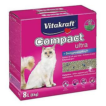 Vitakraft Sand Binder Compact Ultra Plus 8kg with Silica
