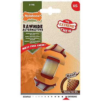 Nylabone Rawhide Dog Bone Knot (Dogs , Toys & Sport , Chew Toys)