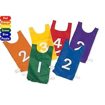 EVC-0080, Pinnies Set 20'quot; L ' 11 'quot; W