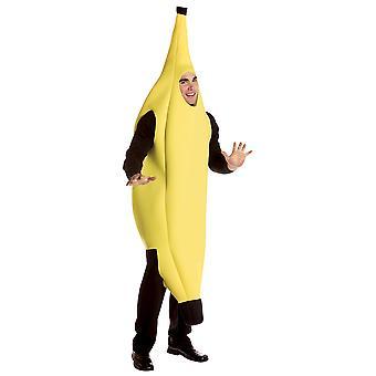 Banan kostym vuxen