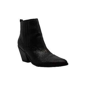 Nove West Womens Lexa Leather Pointed Toe Ankle Fashion Boots