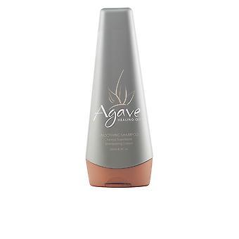 Agave hojenie oleja vyhladzovanie šampón 250 ml Unisex