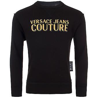 Versace Jeans Couture Chest Print Sweatshirt