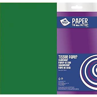 Haza Tissue paper fir green 18gr 5SH 50x70cm 185945