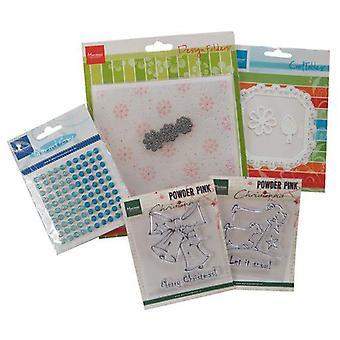 מריאן עיצוב מוצר לפיתוח מוצר-אוספים של חג המולד PA4102 15x19 ס מ (12-19)