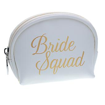 Danielle Creations Damsel in D-Stress Wedding Kit, Bride Squad Beauty Bag, 9.5cm