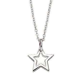 Little Star Layla Silver Little Star Children's Necklace