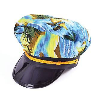 Kaptajn Hat. Hawaiian?