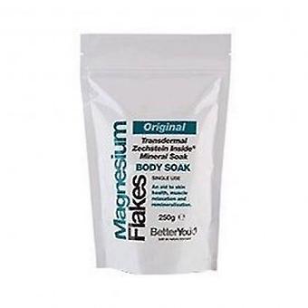 بيتيريو--المغنيسيوم رقائق امتصاص الجسم 250 غرام