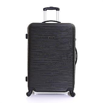 Karabar Grantham II 76 cm Hard Suitcase, Black