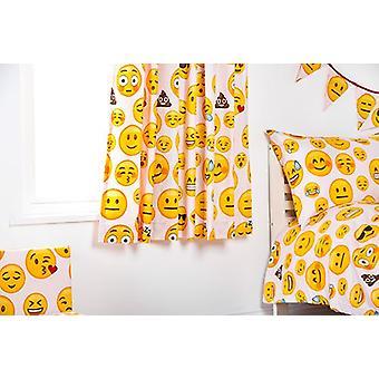 Ready Steady Bed Emoji Girl Design Children's 66