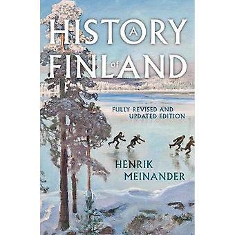 A History of Finland door Henrik Meinander - 9781787380301 Boek