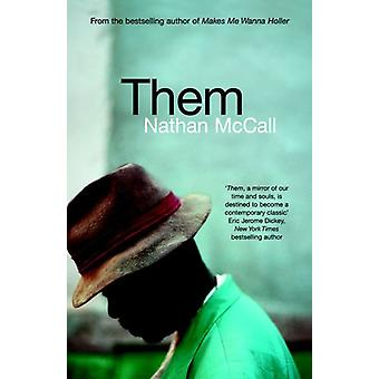 Them by Nathan McCall - 9781847392695 Book