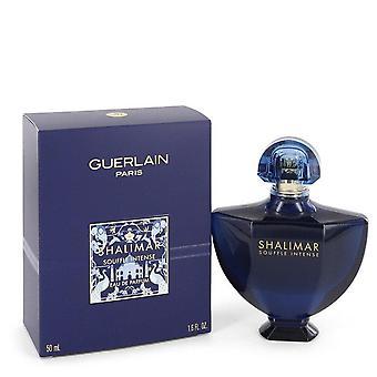 Shalimar Souffle Intense Eau De Parfum Spray By Guerlain 1.6 oz Eau De Parfum Spray
