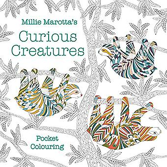 Millie Marotta's Curious Creatures Pocket Colouring by Millie Marotta