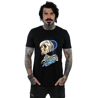DC Comics Men's Wonder Woman 84 Retro Gold Helmet T-Shirt