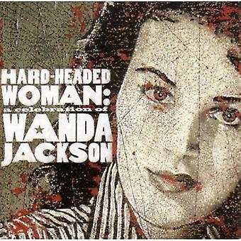 Hard Headed Woman: Célébration de Wanda Jackson - femme aux cheveux dur: importation USA célébration de Wanda Jackson [CD]