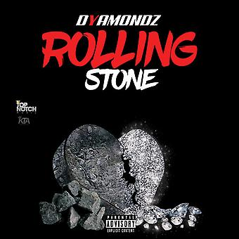 Dyamondz - Rolling Stone [CD] USA import