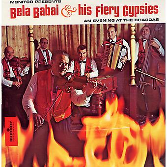 Beli Babai & His Fiery Gypsies - Evening at Chardas [CD] USA import
