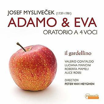 Adamo & Eva [CD] USA import