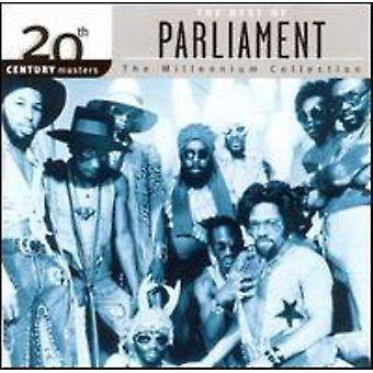Parliament - Millennium Collection-20th Century Masters [CD] USA import
