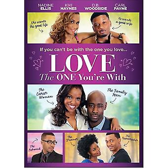 Love the One You're with [DVD] USA import