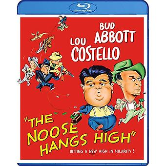 The Noose Hangs High [Blu-ray] USA import