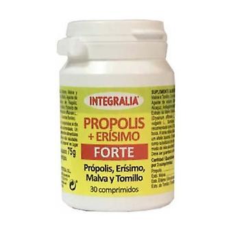 Propolis + Erísimo Forte 30 tablets