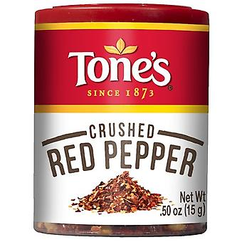 Tone's Crushed Red Pepper 6 Pack