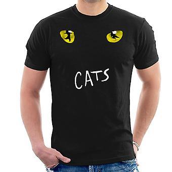 Cats Logo Men's T-Shirt