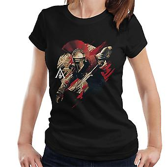 Assassin's Creed Alexios Charge Women's T-Shirt