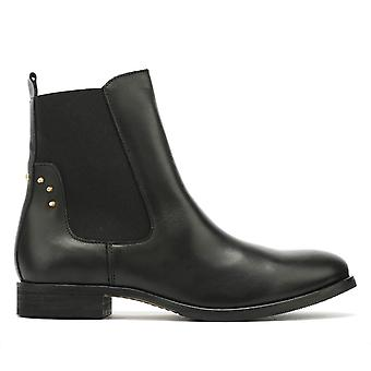 Shoe The Bear Marla Womens Black Leather Boots