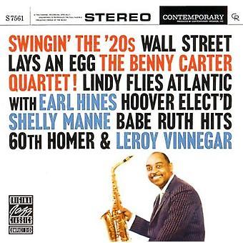 Importation de Benny Carter - Swingin ' USA années 20 [CD]