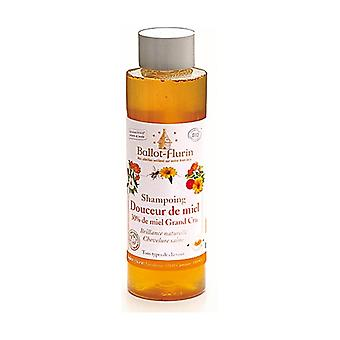Organic honey sweet shampoo 250 ml